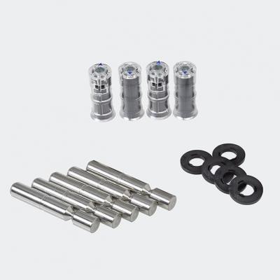 Türband-Reparatur-Set für 2-teilige Aufsatztürbänder