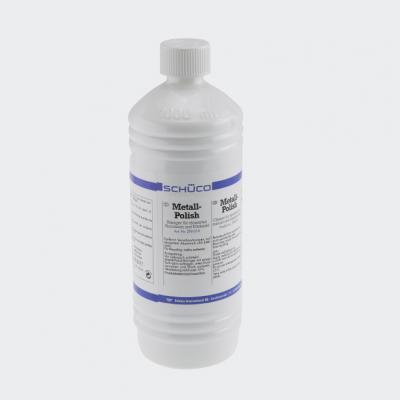 Pflegemittel für eloxierte Aluminium-Elemente