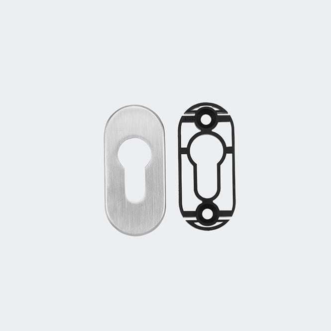 Profilzylinder Rosette / Profilzylinderabdeckung