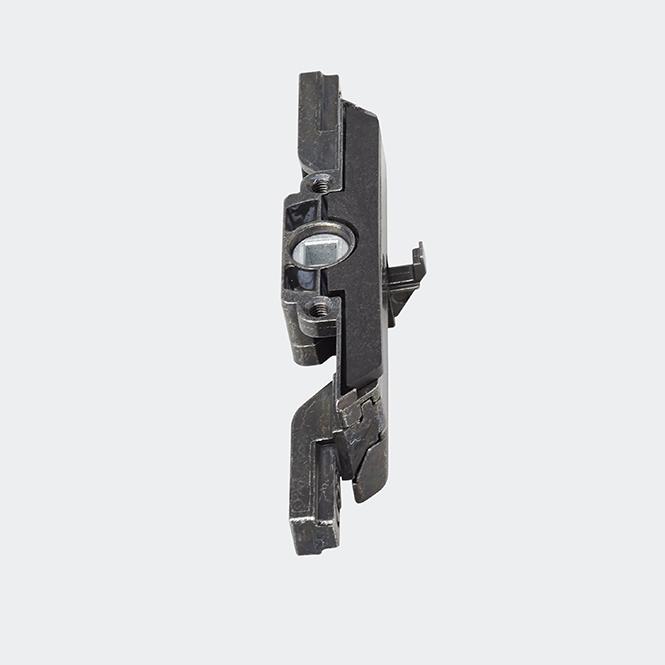 Kammergetriebe + Adapter   mit FBS