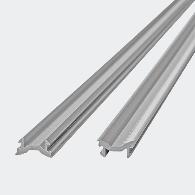 Riegelstange VarioTec Silber